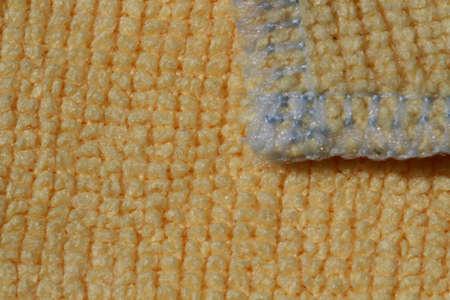 microfibra: Pa�o de microfibra Foto de archivo
