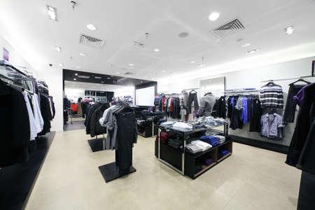 pracoviště: luxusní a módní evropské různé oblečení shop