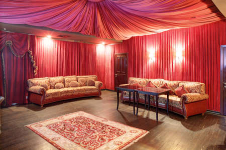 new and clean luxury karaoke in european style Stock Photo - 21557118