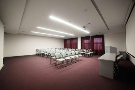 european style big and spacious conference room photo