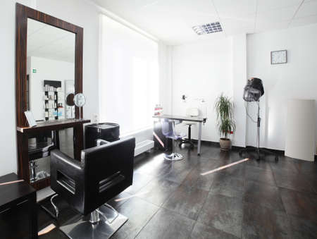 brand new and very clean european hair salon