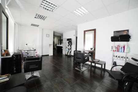 salon hair: brand new and very clean european hair salon