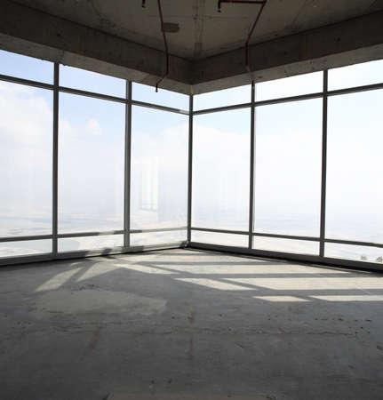 interno concreta di zona moderna in cima dubai