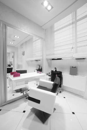 brand new interior of european beauty salon Zdjęcie Seryjne - 28597162