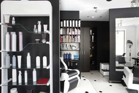 Marke neue Innen der europäischen Schönheitssalon Standard-Bild - 30333295