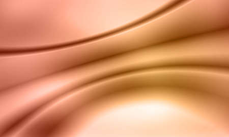 Soft abstract background in peach with soft lines of light and shadows. Stock Photo - 5208493