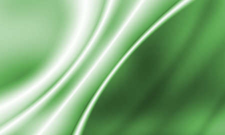 A soft abstract background in green with light lines and soft shadows. Stock Photo - 5208494