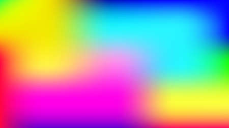 Colorful abstract background. Rainbow design. Vector wallpaper  イラスト・ベクター素材