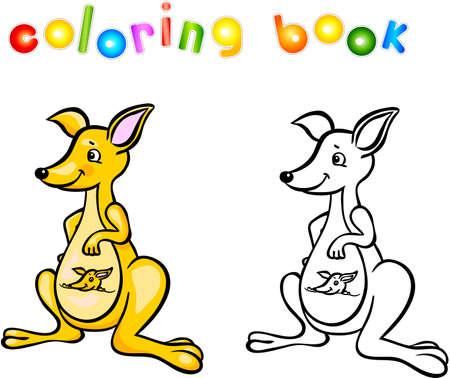 Lobo Marsupial Para Colorear - tongawale.com