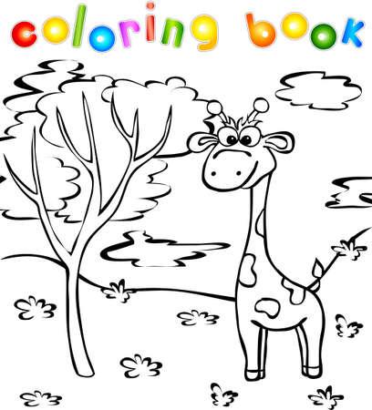 Cocodrilo De Dibujos Animados Divertido Cerca De Un Libro De