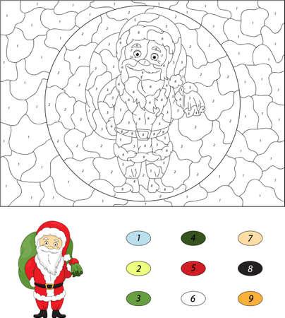Niedlich Weihnachtsfarbe Nach Anzahl Der Ausdrucke Bilder - Ideen ...