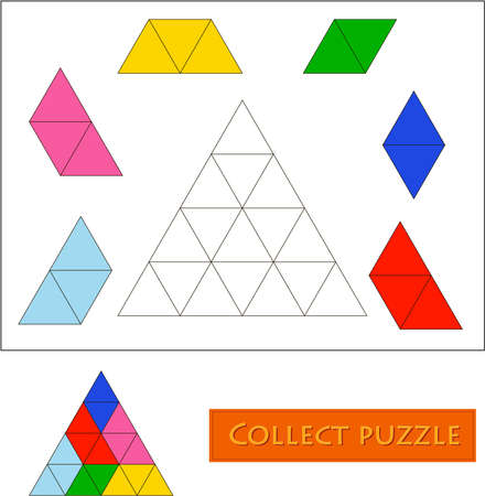 Collect the correct sequence of colorful elements