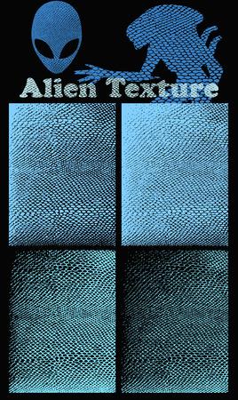texture: Alien Skin Texture Illustration
