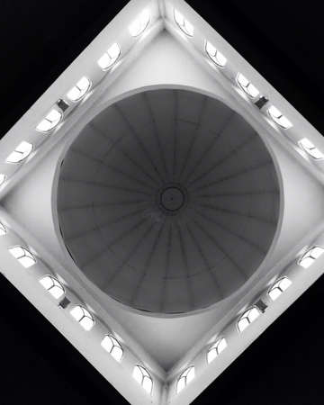 Ceiling of a mosque
