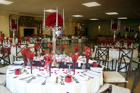 wedding celebration hall photo