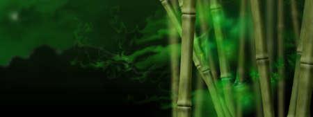 peril: Magic bamboo grove