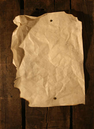 Old parchment frame waiting for your copy. Great for Old West, colonial times, rustic atmosphere.