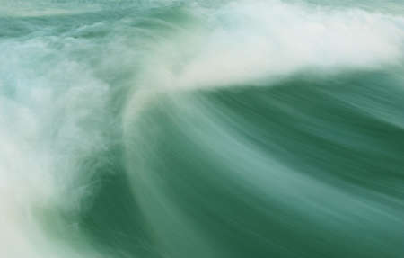 turbulent: Water with motion blur