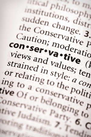erhaltend: Konservative