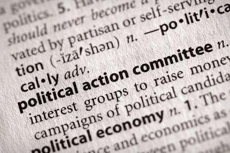 comité d entreprise: Comité d'action politique