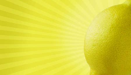 Fruit Burst Series - Lemon photo