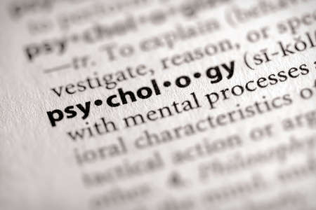 social behaviour: Selective focus on the word