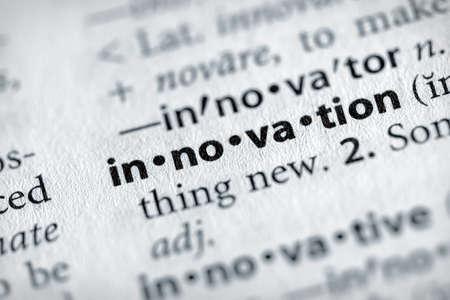 Innovation Stock Photo