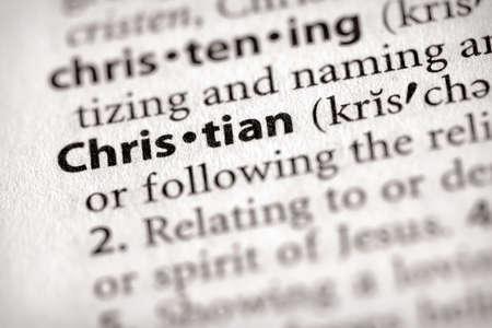 christian Stock Photo