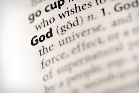 divinity: god