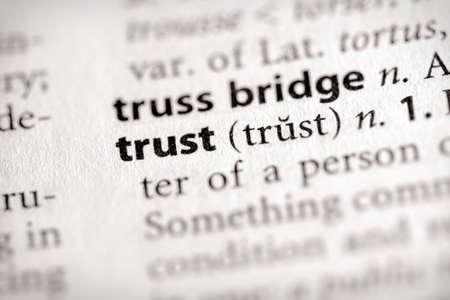 trusted: Trust