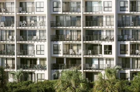 Apartment, condo, or hotel balconies photo