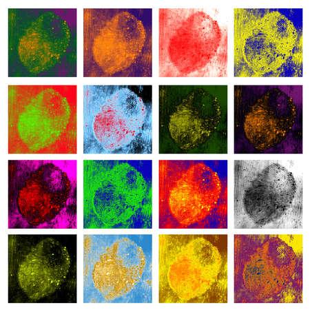 colorfull: fingerprint
