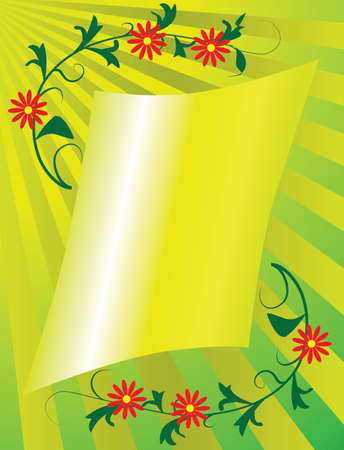 intricacy: Golden festive frame. Vector illustration