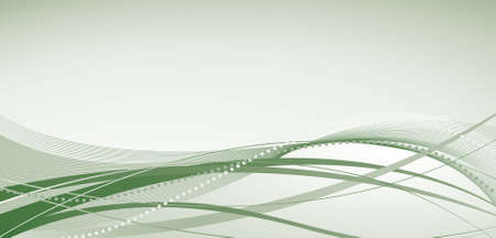 Abstract background with green shades. Vector illustration Vector