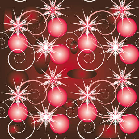 Seamless background for a festive design. Vector illustration Vector