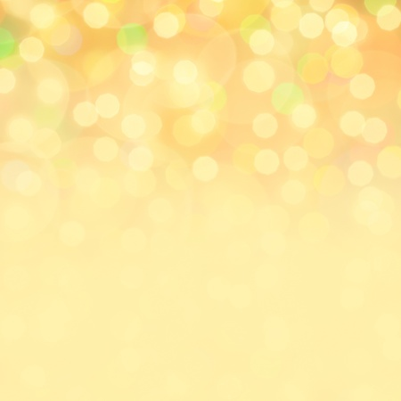 Christmas and New Year festive bokeh background, place for holiday text photo