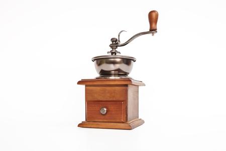 coffee grinder: Vintage coffee grinder