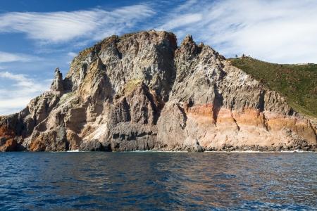vulcano: Aeolian Islands, Vulcano, Tyrrhenian Sea, Sicily, Italy