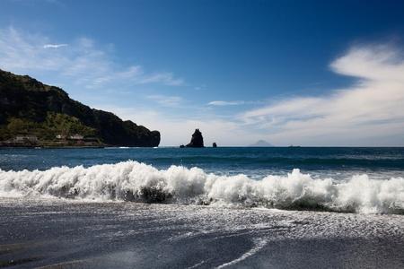vulcano: Aeolian Islands, Lipari and Vulcano, Tyrrhenian Sea, Sicily, Italy