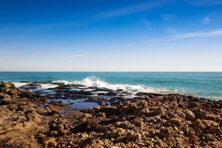 View of Turquoise Coast, Antalya Province, Turkey, Asia Minor Stock Photo - 18707832