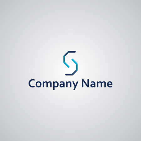 Abstract Logo Inspiration Template. Perfect to use for unofficial companies