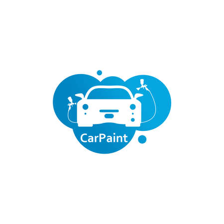Illustration Vector Graphic of Car Paint