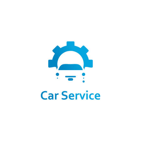 Illustration Vector Graphic of Car Service