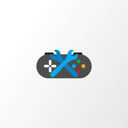 Illustration Vector Graphic of Joystick Service. Perfect to use for Gaming Equipment Service