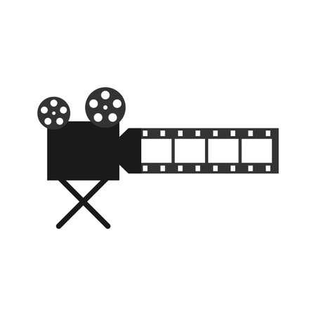 Illustration Vector Graphic of Cinema Logo