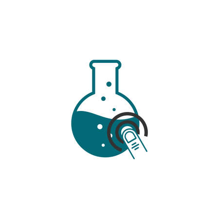 Illustration Vector Graphic of Science Practice. Perfect to use for Technology Company