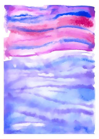 stripes: watercolor stripes