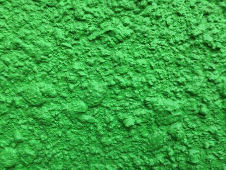 plasterwork: Green plaster texture and background