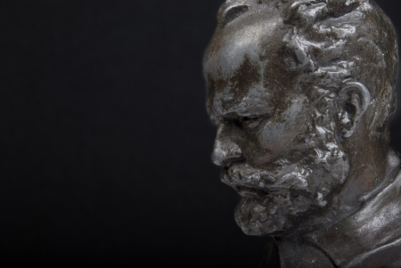 Pyotr Ilyich Tchaikovsky Great russian composer Bust