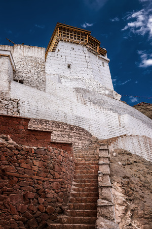 Tsemo Hmpa in Leh, India